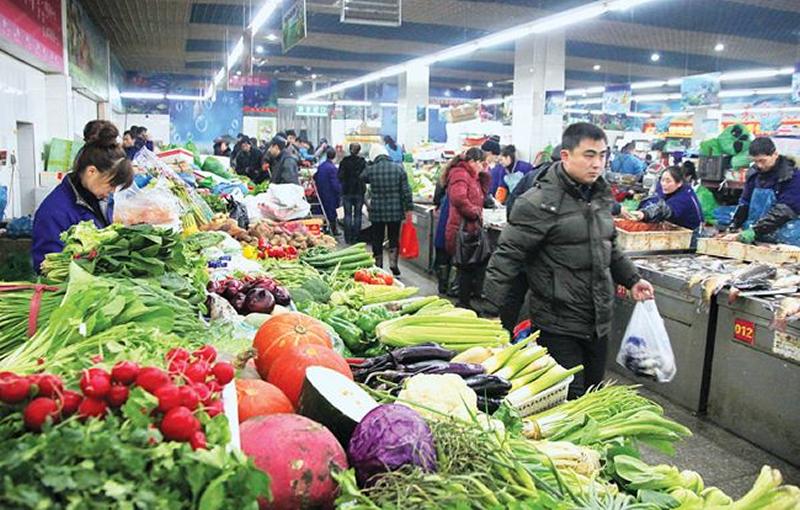 肉菜果供给情况改善 三季度农产品市场运行平稳